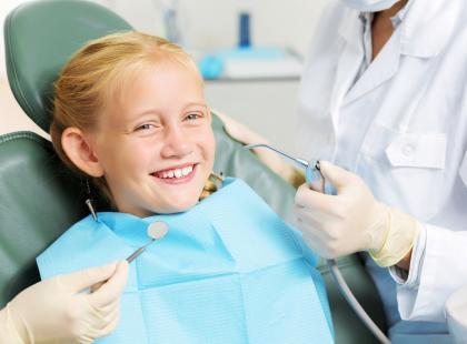 Zapisz dziecko na darmową wizytę u stomatologa!