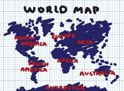 Zapomnijcie o tym, czego uczyliście się na geografii. Poznajcie nowy kontynent!