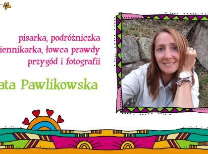 """Zapowiedź książki Beaty Pawlikowskiej """"Wszystko jest dobrze w moim świecie"""""""