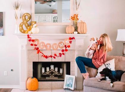 Zaproś jesień do swojego domu! 6 najprzytulniejszych jesiennych wnętrz z Instagrama