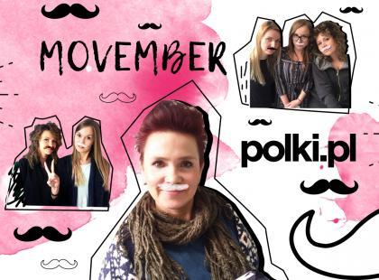 Zapuść wąsy w listopadzie! Redakcja Polki.pl popiera akcję Movember