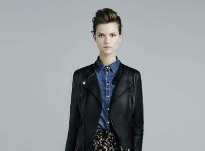 Zara - lookbook listopad 2011