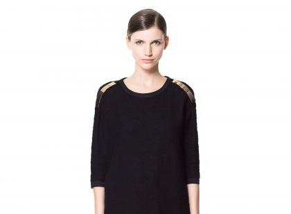 Zara - modne sukienki na wiosnę i lato 2013!