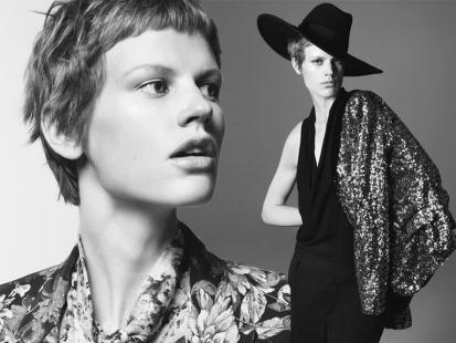 Zara - nowy katalog zima 2012