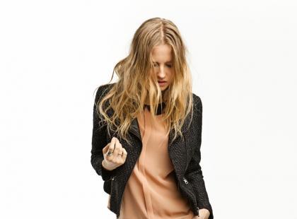 Zara TRF - listopadowy lookbook 2011
