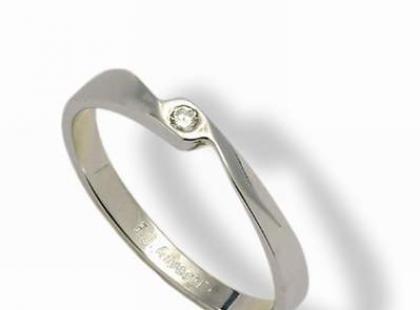 Zaręczynowe pierścionki - Diamondscenter.net