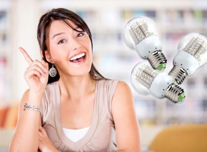 Żarówki LED - nowy sposób na oszczędzanie prądu