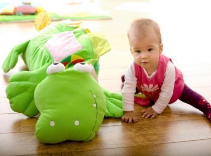 Zasady bezpieczeństwa małego dziecka w domu