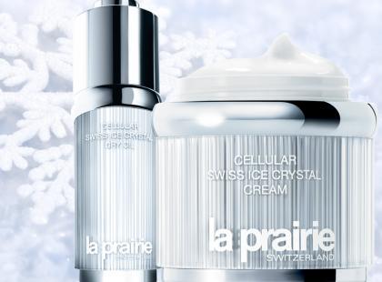 Zatrzymaj czas z Cellular Swiss Ice Crystal od La Prairie