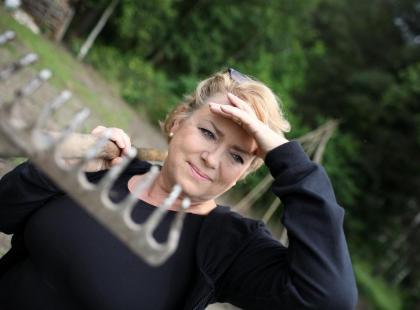 Zbankrutowała, rozwiodła się, przez lata mieszkała w Korei. Małgorzata Kalicińska o miłości, życiowych zakrętach i zaletach polskiej wsi