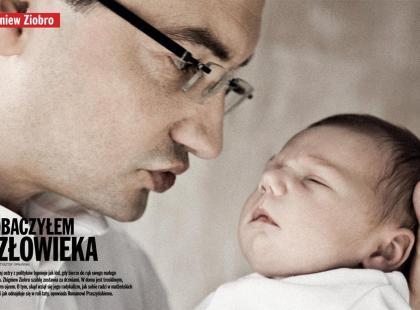 Zbigniew Ziobro - Początkujący tata