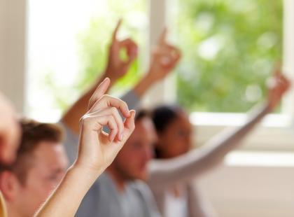Zbyt wysokie stężenie dwutlenku węgla w klasach