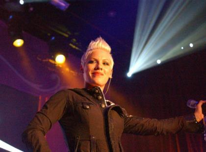 Zdjęcia z koncertu Pink