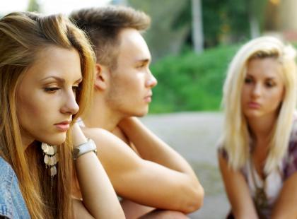 Zdrada może uratować związek?