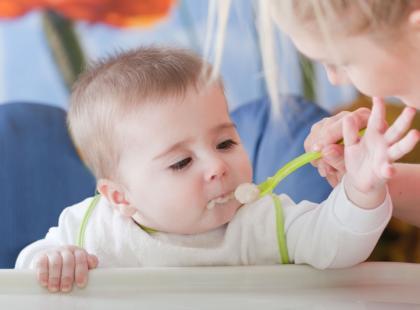 Zdrowa dieta dla malucha