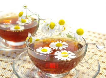 Zdrowe herbatki domowe