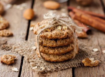 Zdrowe i pyszne ciasteczka owsiane: sprawdźprzepisy