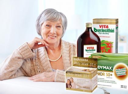 Zdrowie dla Babci i Dziadka