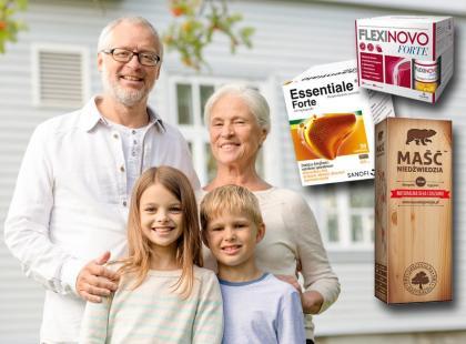 Zdrowotne prezenty na Dzień Babci i Dziadka!