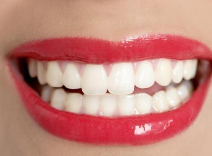 Zęby bielsze niż śnieg