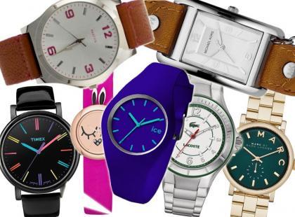 Zegarki: 30 nowości na wiosnę