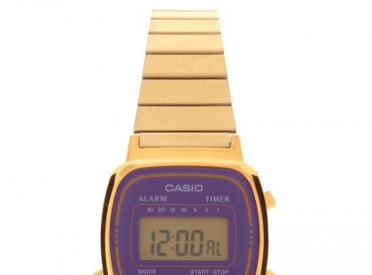Zegarki elektroniczne - powróciły?