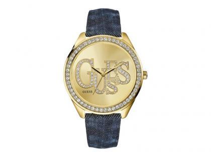Zegarki Guess i ponadczasowy dżins