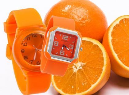 Zegarki jak mechaniczna pomarańcza