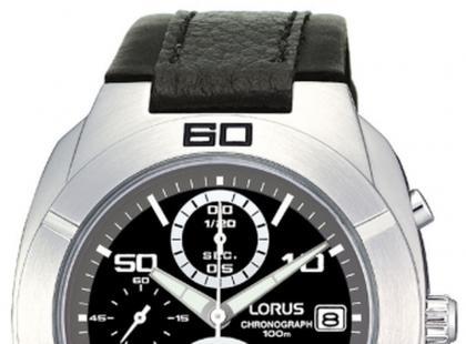 Zegarki Lorus dla Niego - kolekcja 2009