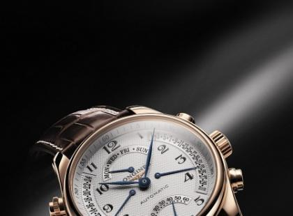 Zegarki męskie marki Longines - kolekcja 2010