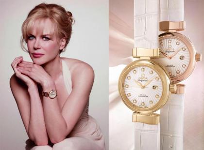 Zegarki Omega Ladymatic w W.Kruk