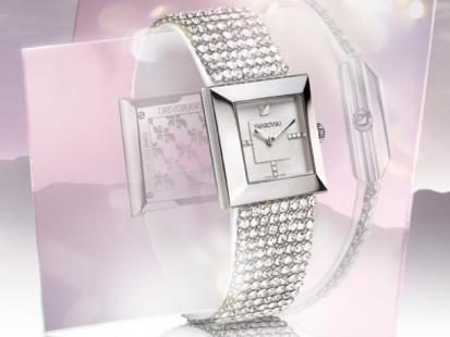 Zegarki Swarovski - piękne i kobiece