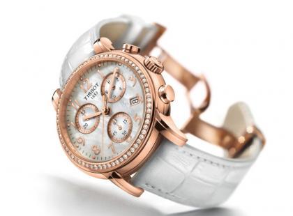 Zegarki Tissot dla Niej na święta 2009