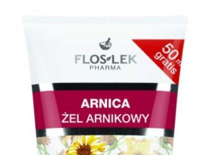 Żel arnikowy Floslek Pharma