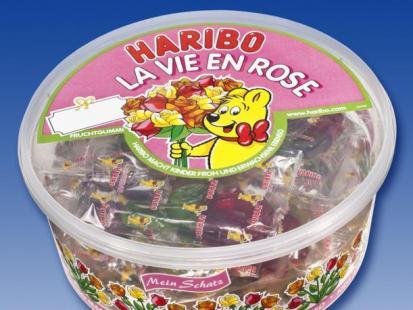 Żelki Haribo La Vie en Rose