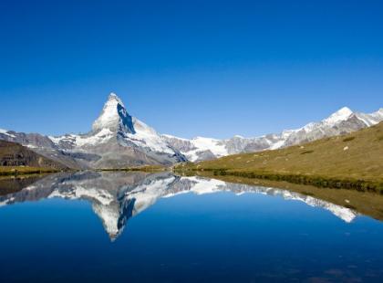 Zermatt - kurort u podnóży Matternhornu