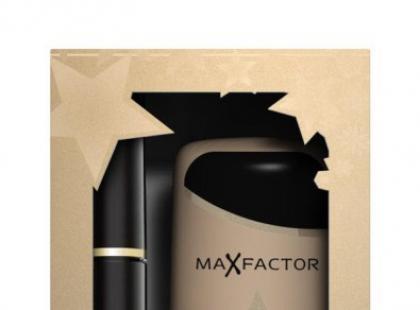 Zestaw świąteczny makijażowy - Max Factor