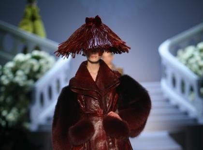 Zew myśliwego - Christian Dior