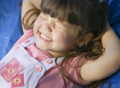 Zez dziecka to zezowate szczęście