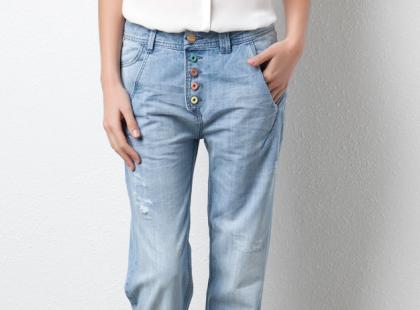 Zgrabne spodnie marki Pull&Bear na jesień i zime 2012/13