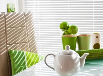 Zielone meble - najnowsze trendy