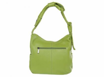 Zielone torebki