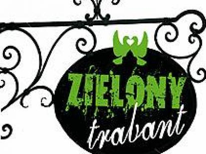 """Zielony trabant"""