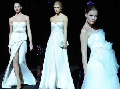 Zień - suknie ślubne 2012