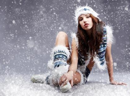 Zimno, które leczy