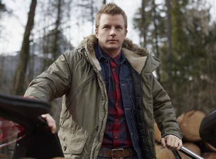 Zimowa męska kolekcja Wrangler