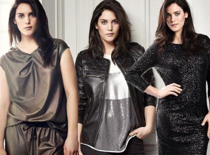Zimowa moda w rozmiarze plus według Violeta by Mango