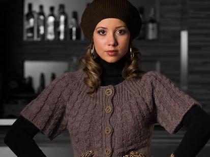 Zimowe swetry MKM