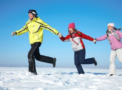 Zimowy fitness