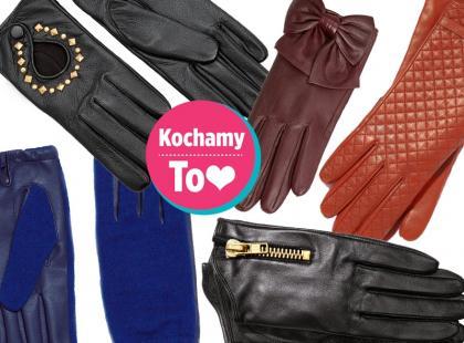 Zimowy must have: skórzane rękawiczki już od 49zł